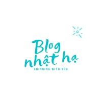 BlogNhatHa - Blog review về các loại mỹ phẩm làm đẹp, chăm sóc da