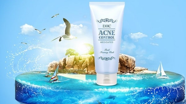sua-rua-mat-dhc-acne-control-fresh-foaming-wash